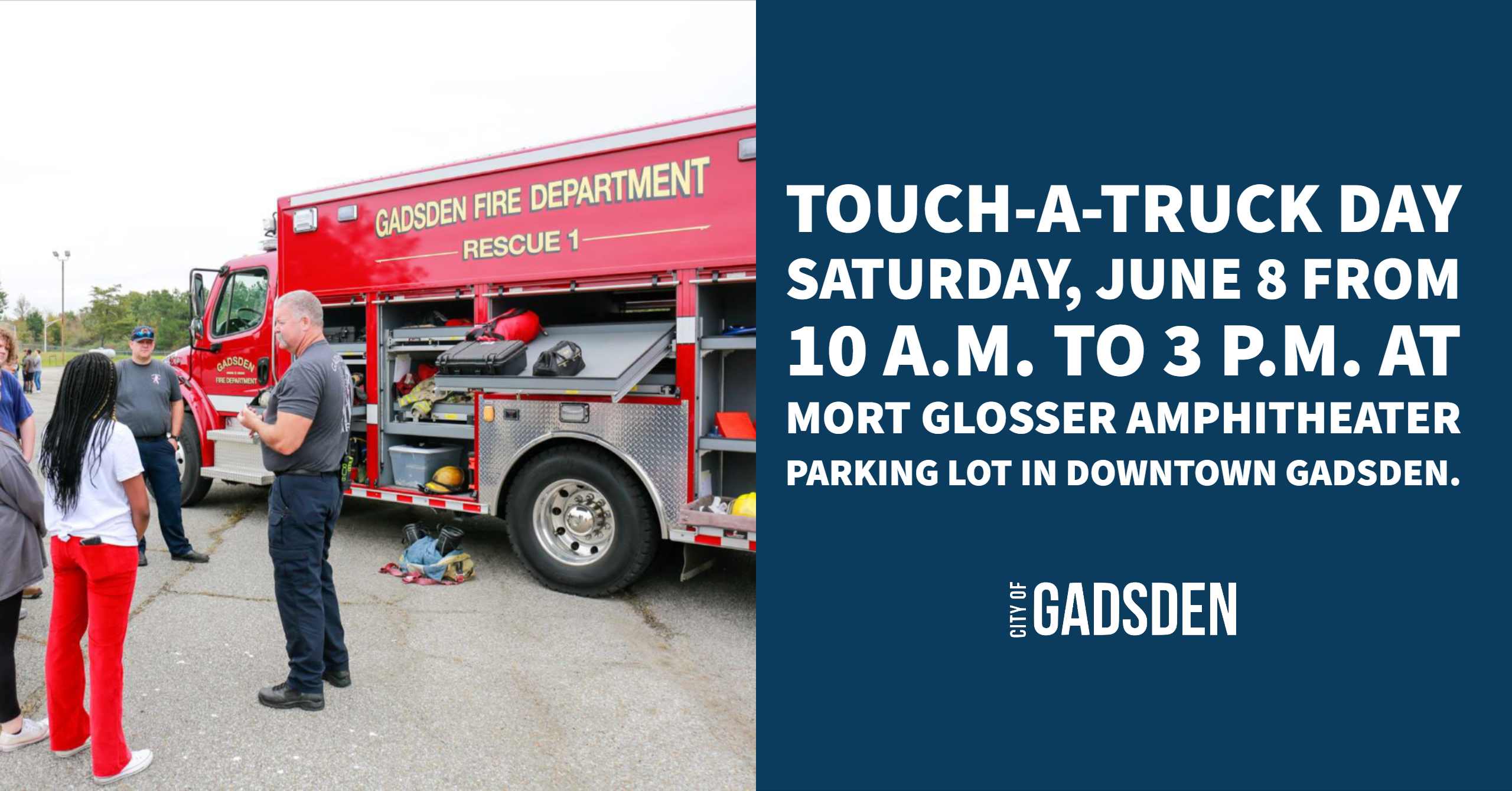 Touch-A-Truck 2019