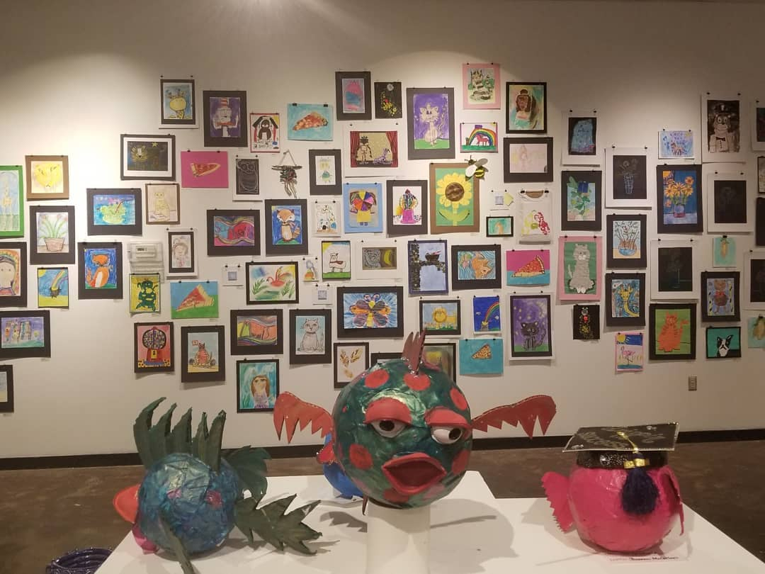 student exhibition image