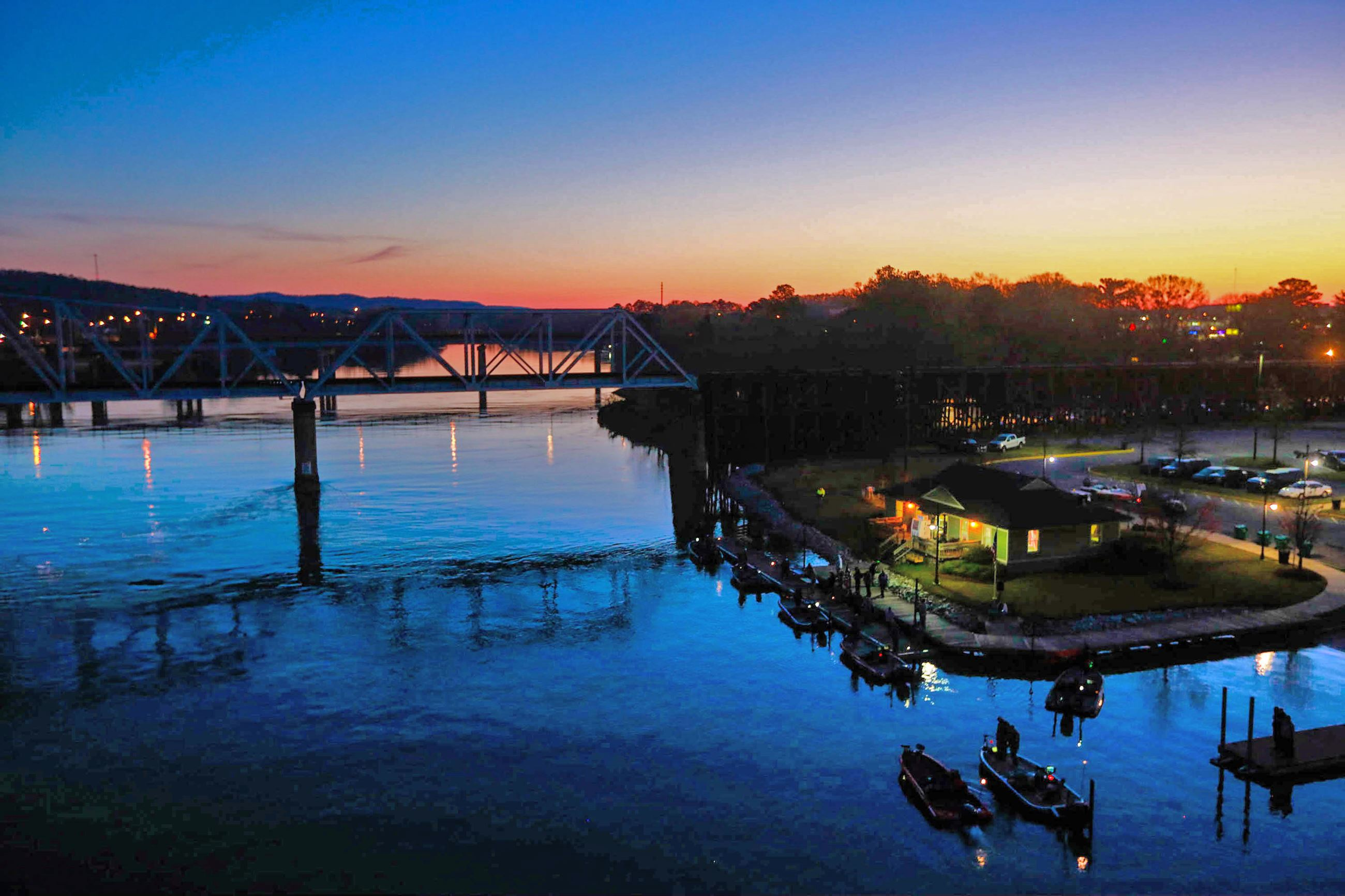 Coosa Landing Fishing Tournament