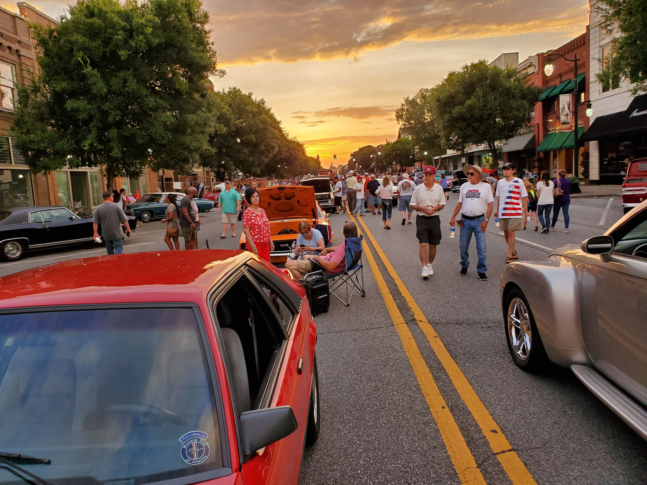 Downtown Gadsden First Friday